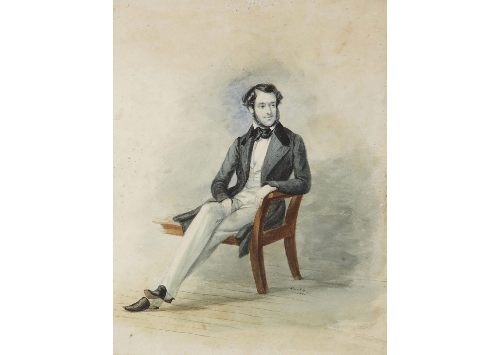 Profiles: Robert Harper Griswold (1806–1882)