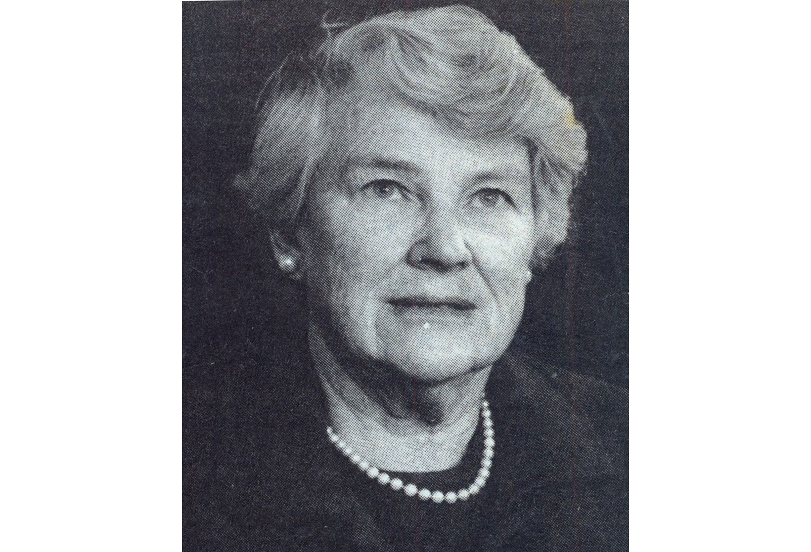 Profiles: Margaret Courtwright Brown (1904–1994)