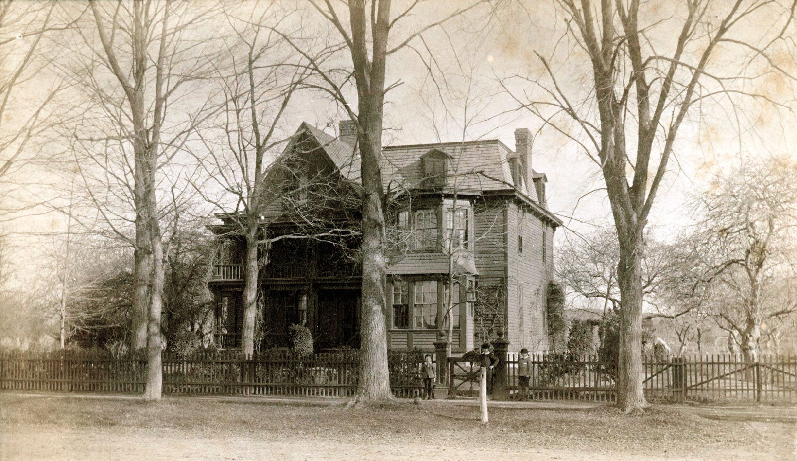 Landmarks: The Disappearance of a Lyme Street House