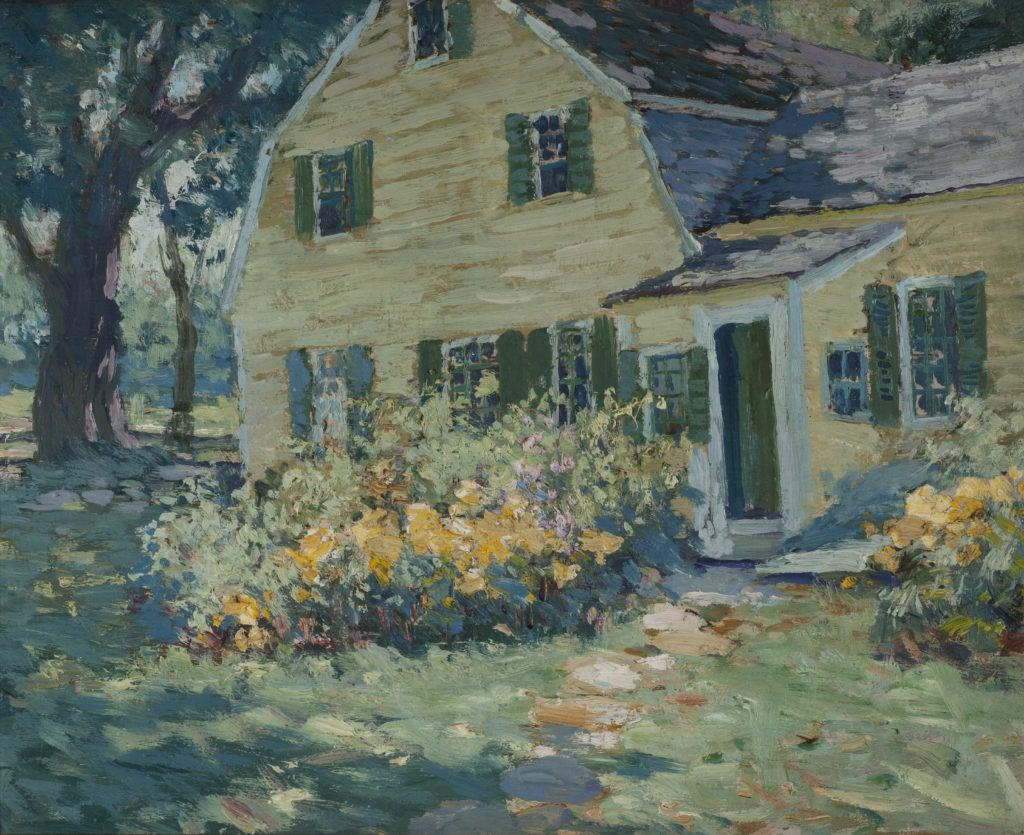 Exhibition Notes: Matilda Browne's Historic Lyme Street House, Part I—After the Revolution
