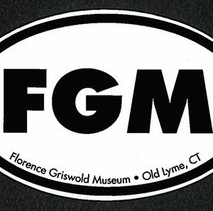 Florence Griswold Museum Car Magnet