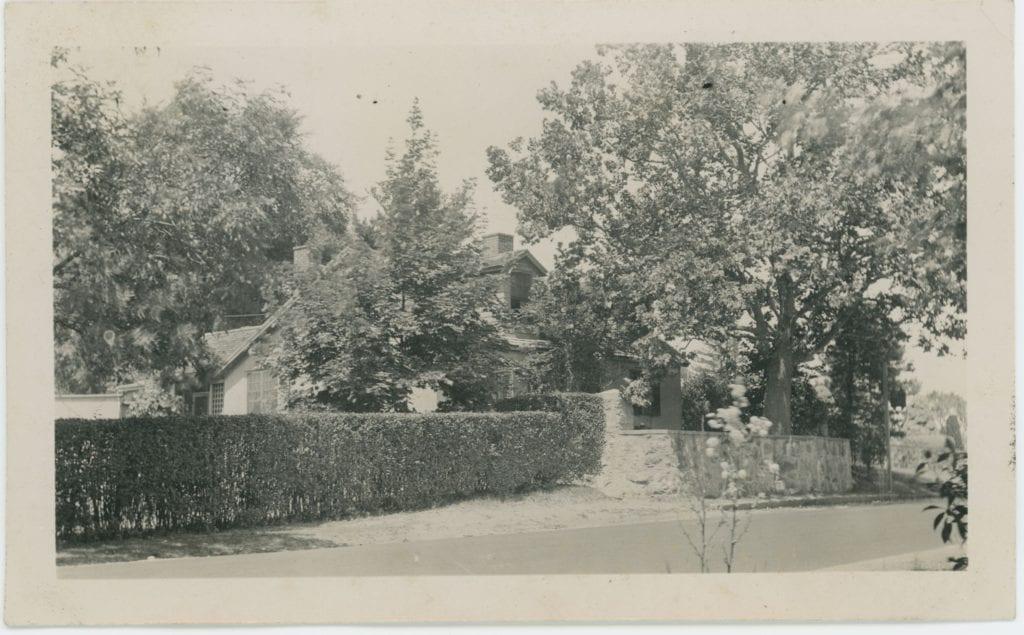 Glimpse: Old Lyme's Wishing Well Tea Room