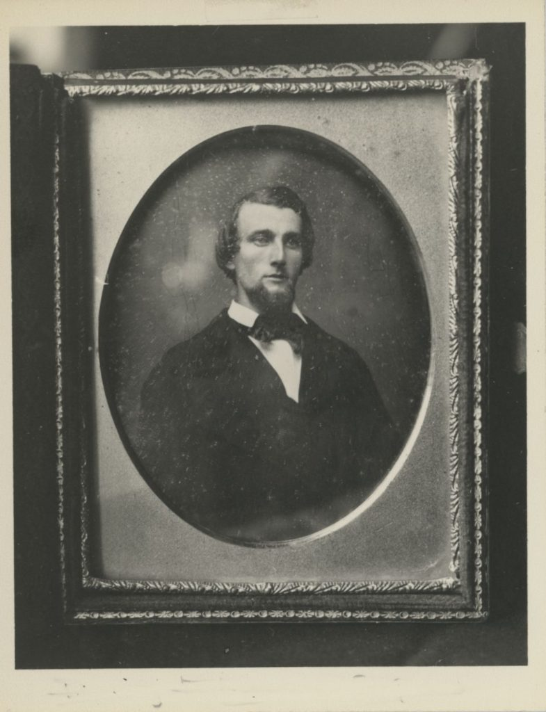 Profile: Lyme and the California Gold Rush: The Adventures of Henry Noyes
