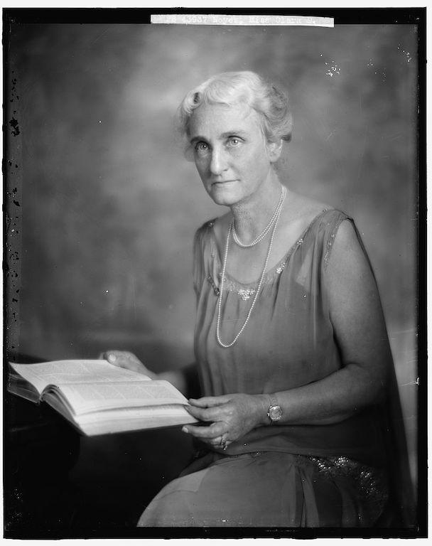 Profiles: This Great Work: Remembering Clara Dutton Noyes, R. N.