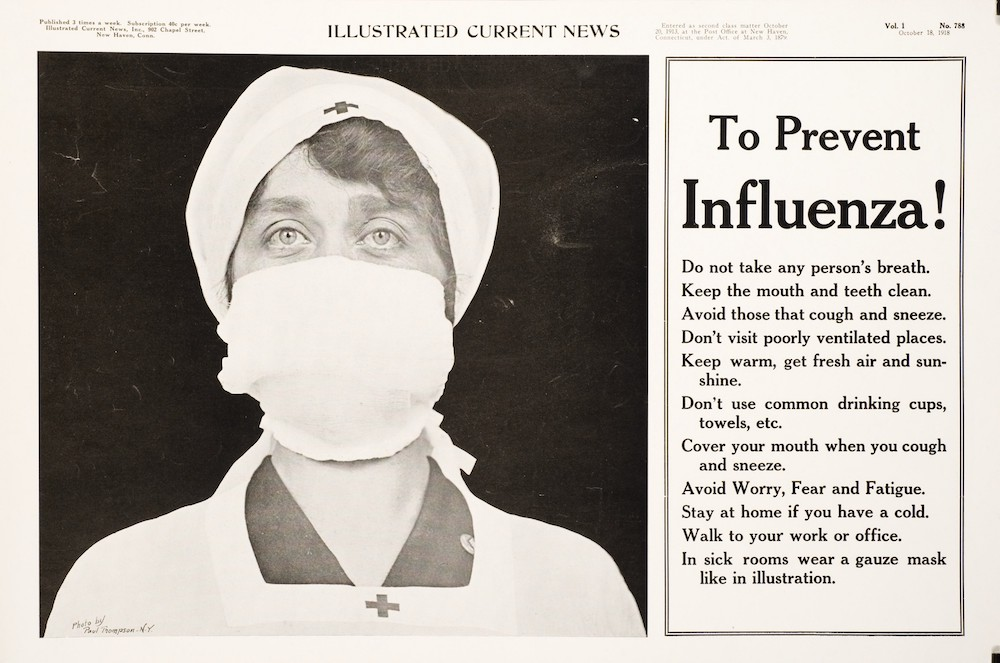 Documents: Influenza in Old Lyme, 1918–1919