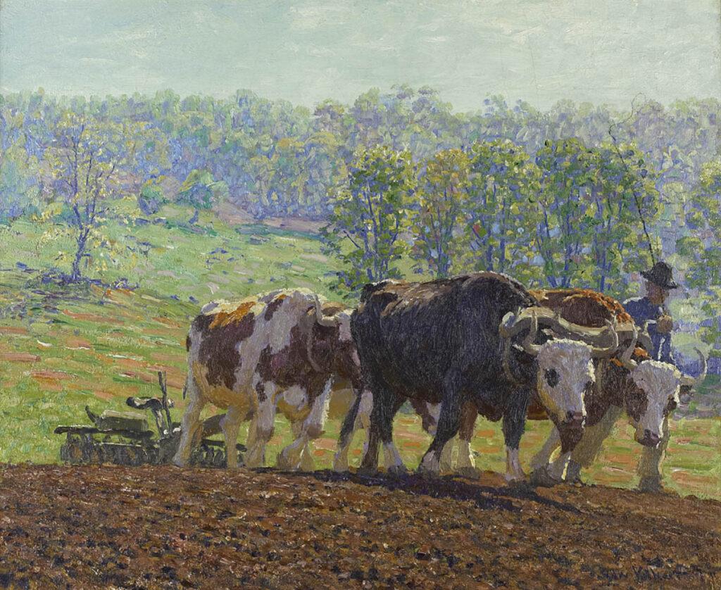 Exhibition Note: Online Exhibition Offers an Unprecedented Look at Artist Edward C. Volkert
